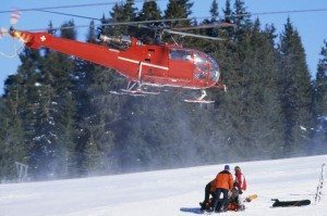 ambulancehelikopter