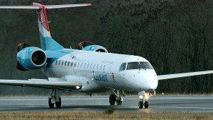 Luxair Embraer ERJ145 1