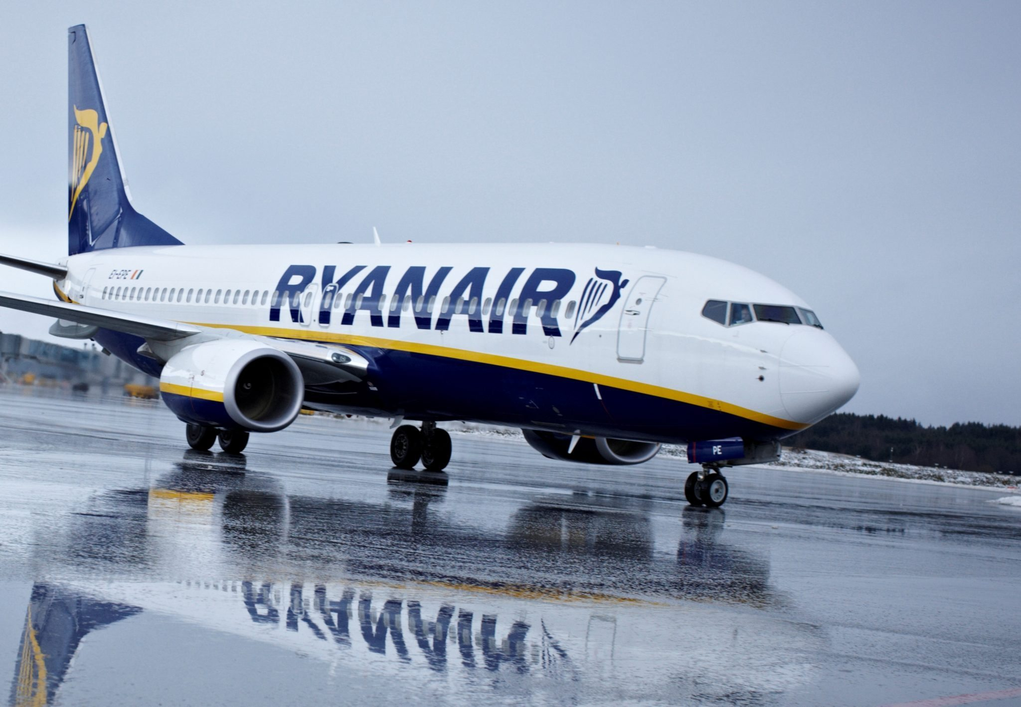 Ryanair øger i Aarhus - STANDBY.dk