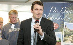 Ole Wieth Christensen.