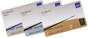 EuroBonus-cards