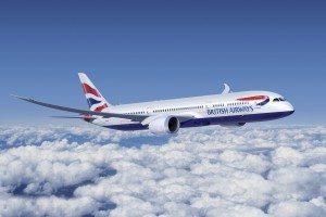 British Airways 787-9 Artwork