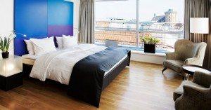 Hotel Skt. Petri i København skifter nu fra at være et First-hotel til at høre en anden norsk hotelkæde, Choice.