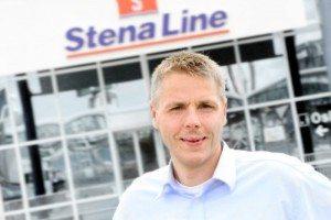Thomas Christiansen, Stena Lines nye salgs- og markedschef i Danmark.