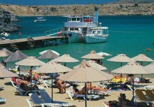 Rhodos grækenland ferie
