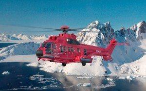 air greenland, ec225 helikopter
