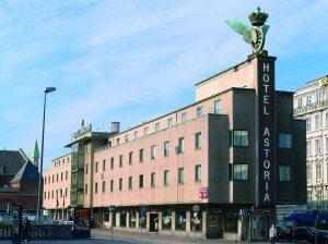 Brøchner Hotels, Hotel Astoria København