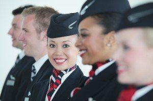 british airways kabine besætning stewardesse