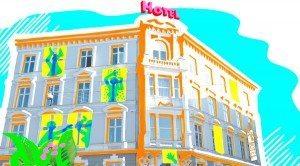 guldsmeden hotel BABETTE