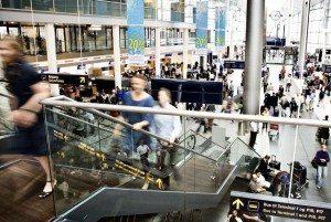 københavns lufthavn passagerer