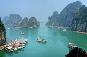 vietnam, Ha Long Bay, ferie rejser