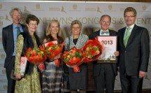 København fejrede sine værter