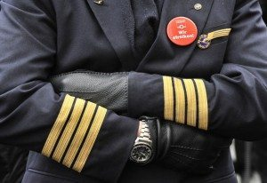 Lufthansa strejke