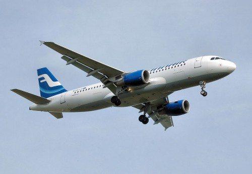 Finnair a320-200
