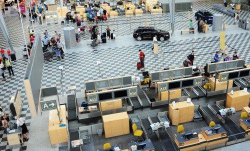 billund lufthavn passagerer