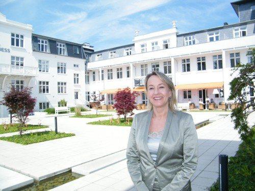 Kurhotel Skodsborgs adm. direktør, Mai Kappenberger.