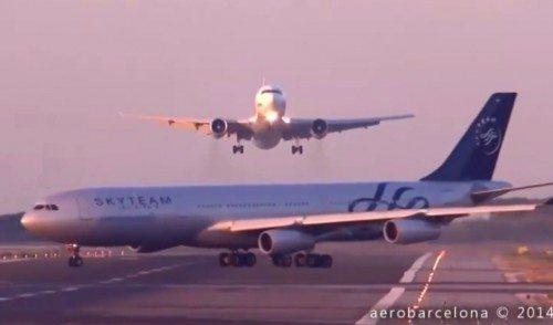 barcelona lufthavn fly 1