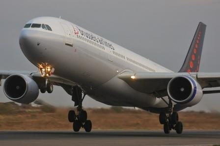 brussels airlines, Airbus A330-300