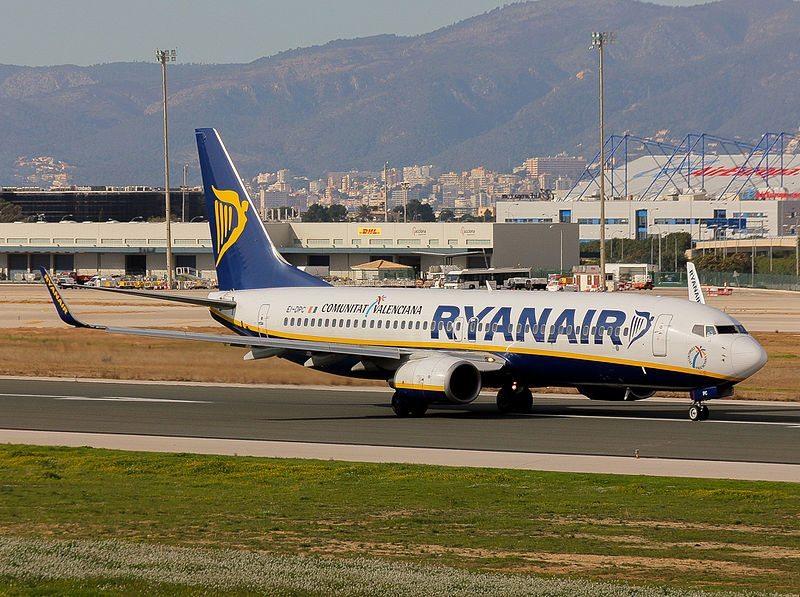 Stor fagforening opfordrer til boykot af Ryanair - STANDBY.dk
