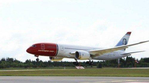 norwegian-B787-Dreamliner irland