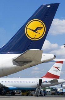 Lufthansa-Austrian