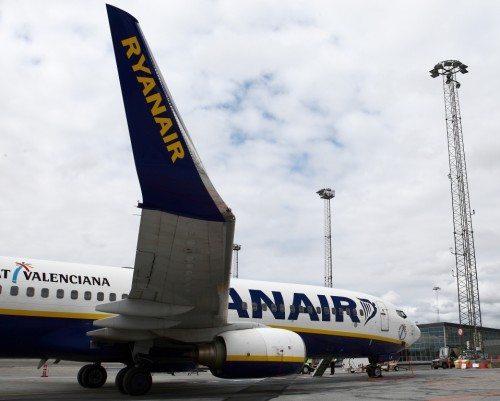Ryanair, københavns lufthavn 1