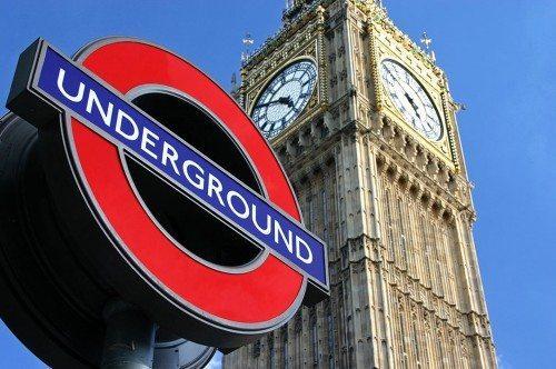 London turisme ferie underground