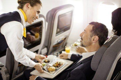 lufthansa premium economy class flyselskaber kabine
