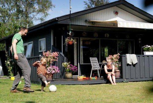 sommerhus danmark ferie