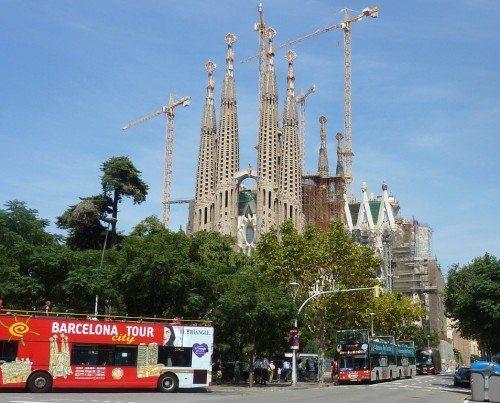 spanien barcelona ferie fritid