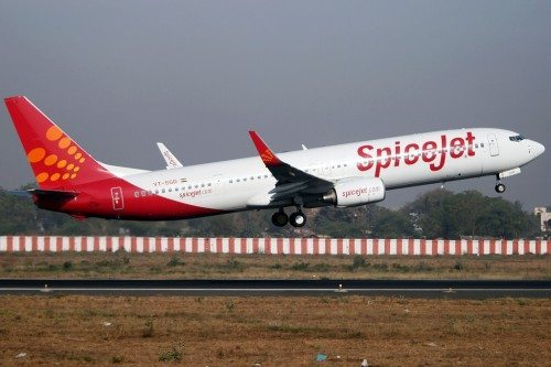SpiceJet Boeing 737-900ER