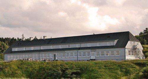 Svinkløv Badehotel ved Jammerbugt, foto VisitNordjylland.