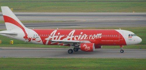 air asia, Indonesia AirAsia Airbus A320 PK-AXC
