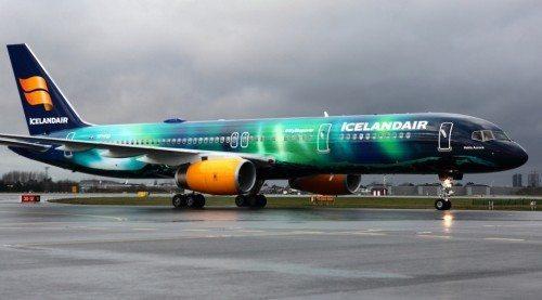 icelandair boeing b757 københavns lufthavn