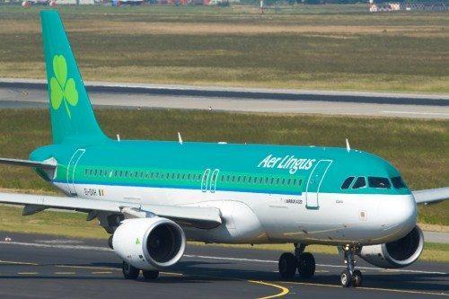 Aer Lingus Airbus A320t
