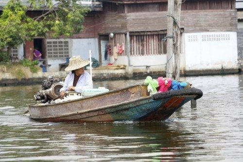 Thailand turisme ferie foto Jysk Rejsebureau
