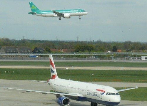 british airways aer lingus lufthavn fly