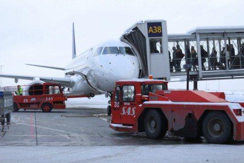 oslo lufthavn sas