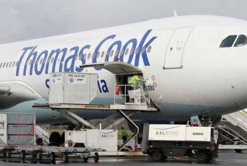 aalborg lufthavn thomas cook charter