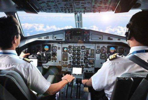 piloter cockpit