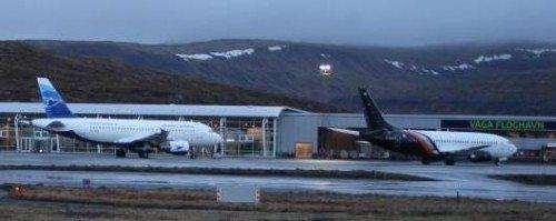 Færøernes Lufthavn Vagar Atlantic Airways