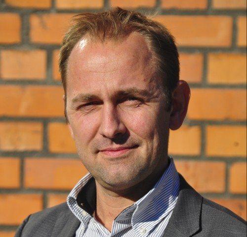 Gorm Pedersen.  Ny chef i Star Tour Danmark.