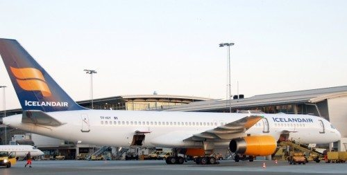 Icelandair billund lufthavn