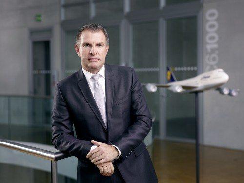 Carsten Spohr.