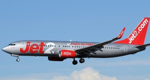 Jet2.com Boeing B737-800