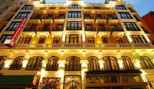 first hotels spanien