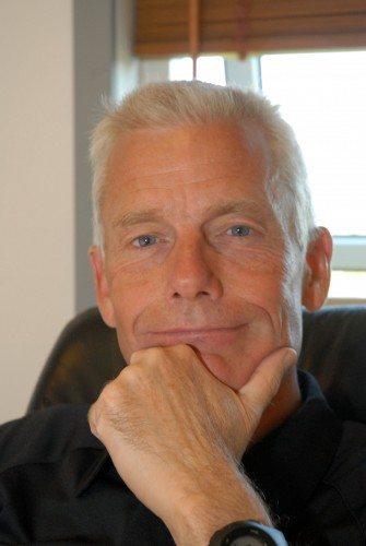 Jesper Rungholm er næsten tilfreds