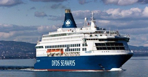 Pearl Seaways kobenhavn oslo dfds