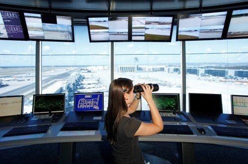 flyveleder lufthavn
