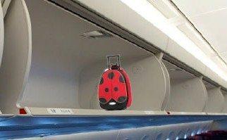 håndbagage fly